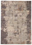 Jaipur Project Error PRE12 Neev Oyster Gray & Plum Kitten Closeout Area Rug