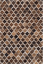 Loloi Promenade PO-05 Brown Closeout Area Rug