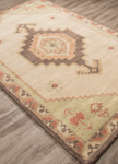 Jaipur Preston PRS04 Saratoga Oatmeal & Iron Closeout Area Rug