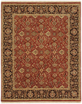 Jaipur Presidential PS07 Odyssey Rust/Dark Brown Closeout Area Rug