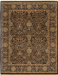 Jaipur Presidential PS09 Salem Ebony/Ebony Closeout Area Rug
