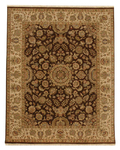 Jaipur Presidential PS11 Salzburg Cocoa Brown/Dark Ivory Closeout Area Rug