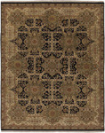Jaipur Presidential PS15 Madison Ebony/Sand Closeout Area Rug