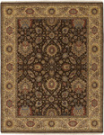 Jaipur Presidential PS16 Charleston Cocoa Brown/Sand Closeout Area Rug