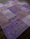 Jaipur Provenance - Wool PW01 African Violet/African Violet Closeout Area Rug - Fall 2013