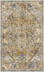 Karastan Tempest 91986 20050 Perception Biscotti Area Rug