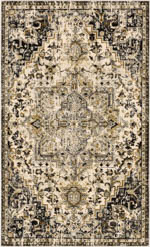 Karastan Tempest 91986 12096 Perception Midnight Area Rug
