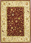 Bashian Wilshire R128 HG110 Ratna Red Closeout Area Rug