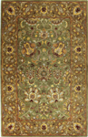 Bashian Wilshire R128 HG117 Ratna Light Green Closeout Area Rug