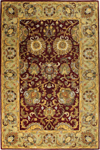 Bashian Wilshire R128 HG117 Ratna Red Closeout Area Rug