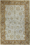 Bashian Wilshire R128 HG124 Ratna Light Blue Closeout Area Rug
