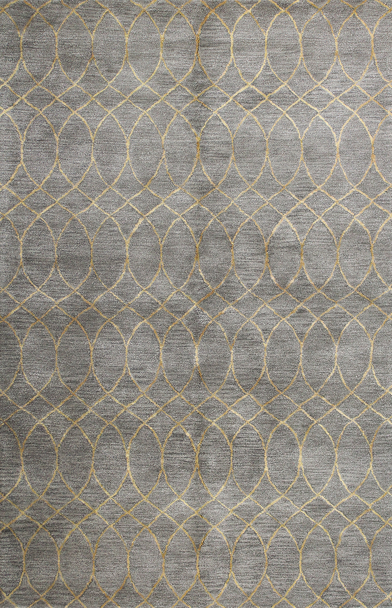 Bashian Greenwich R129 Hg300 Grey Area Rug