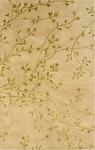 Bashian Greenwich R129 HG240 Ratna with Art Silk Ivory Closeout Area Rug