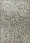 Bashian Greenwich R129 HG251 Ratna with Art Silk Slate Area Rug