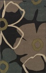 Dalyn Radiance RD105 Black Closeout Area Rug