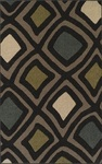 Dalyn Radiance RD769 Black Closeout Area Rug