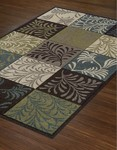 Dalyn Radiance RD803 Chocolate Closeout Area Rug - Fall 2017