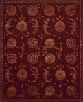 Nourison Regal REG03 GAR Garnet Closeout Area Rug