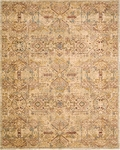 Nourison Rhapsody RH008 LGD Light Gold Area Rug