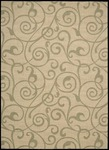 Nourison Riviera RI03 LGD Light Gold Closeout Area Rug
