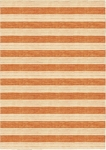 Barclay Butera Lifestyle Ripple RIP02 PUMPK Pumpkin Closeout Area Rug
