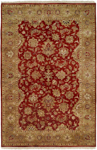 Allara Royster OY-1000 Rust/Ivory Closeout Area Rug