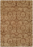Allara Dharma DH-1018 Warm Brown Closeout Area Rug