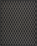 Nourison Outerbanks ROANK BLKPL Closeout Area Rug