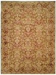 Allara Essential ES-1001 Sandy Brown Area Rug