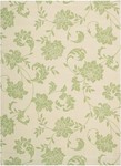 Nourison Home & Garden RS014 GRE Green Area Rug