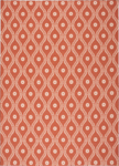 Nourison Home & Garden RS085 RUS Rust Area Rug