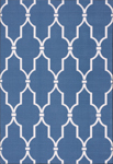 Nourison Home & Garden RS087 NAV Navy Area Rug