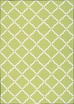 Nourison Home & Garden RS091 LTG Light Green Area Rug