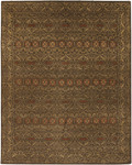 Jaipur Le Reve RV07 Desire Cocoa Brown/Honey Closeout Area Rug