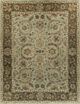 Bashian Newbury S169 TRS118 Surita Light Green Closeout Area Rug