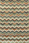 Bashian Chelsea S185 ST238 Light Green Closeout Area Rug