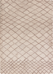 Jaipur Safi SAF01 Maddox Cloud Cream & Chocolate Chip Area Rug