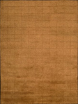 Nourison Satin SAT1 ORA Orange Closeout Area Rug