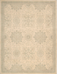 Kathy Ireland Royal Serenity SER02 BONE St. James Bone Area Rug