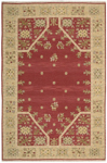 Nourison Suf-I-Noor SF35 RED Red Closeout Area Rug