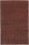 Surya Julie Cohn Shibui SH-7400 Red Closeout Area Rug - Fall 2010