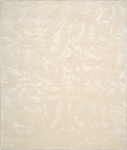 Nourison Silk Shadows SHA01 IV Ivory Closeout Area Rug