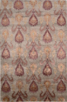 Nourison Silk Shadows SHA06 TAU Taupe Closeout Area Rug