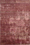 Nourison Silk Shadows SHA10 WINE Wine Closeout Area Rug