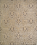 Nourison Silk Infusion SIF03 GRY Grey Closeout Area Rug