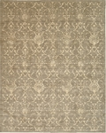 Nourison Silk Elements SKE03 MOS Moss Area Rug