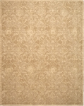 Nourison Silk Elements SKE03 SAN Sand Area Rug