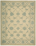 Designer Series Silky SIL1 Light Gold Closeout Area Rug