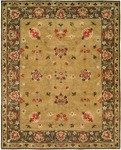 Allara Sunam NA-1006 Golden Tan/Brown Area Rug