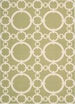 Nourison Waverly Sun N' Shade SND02 CITRI Citrine Closeout Area Rug